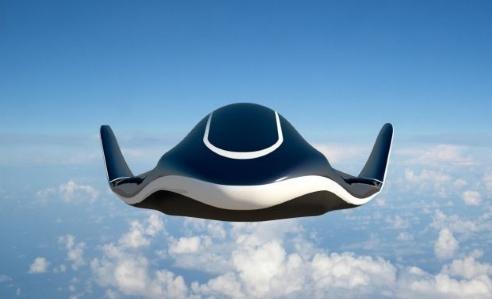 高斯奥特曼飞机