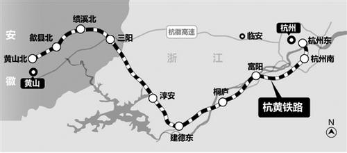 高铁路线图查询婺源到上海