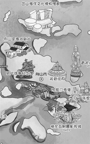 这张地图会在新华书店进行销售