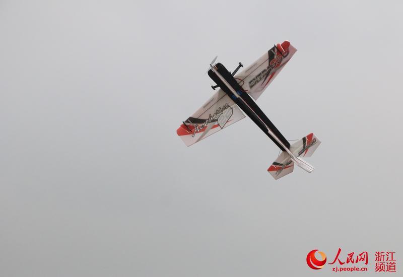 我为飞机狂!第四届国际无人飞行器创新大奖赛开幕(组图)