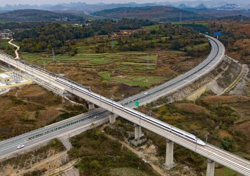 沪昆高铁贵州西段即将开通运营