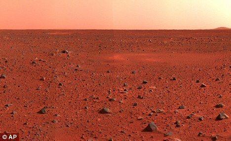 火星土壤或可当建材