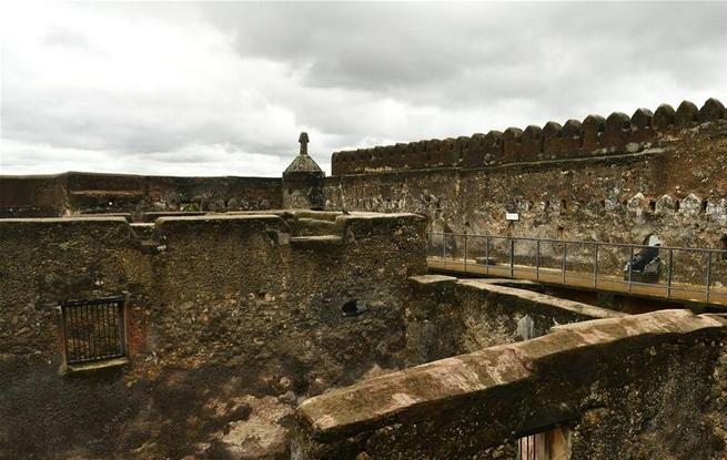 一带一路·好风光丨肯尼亚蒙巴萨耶稣堡