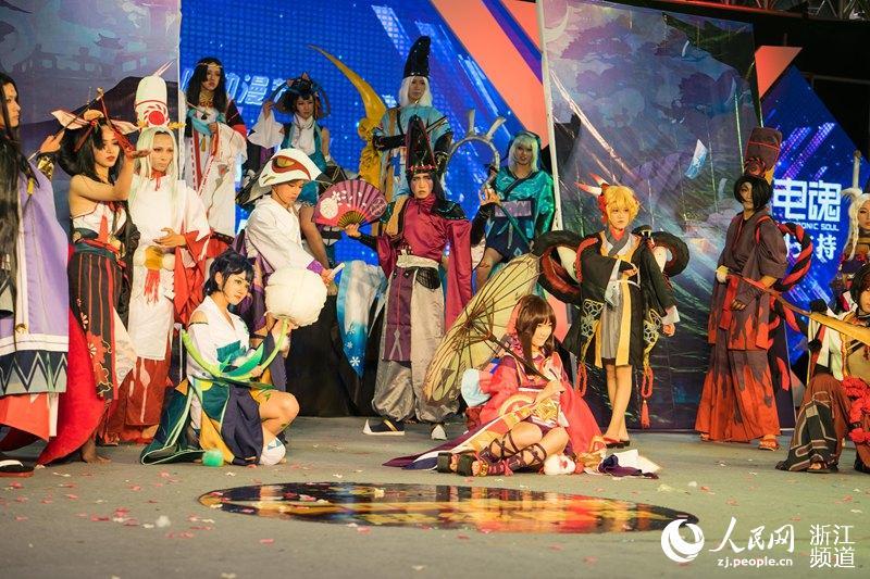 中国国际动漫节COSPLAY盛典落幕 各大奖项花落谁家?