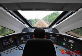 首款时速160公里动车运行