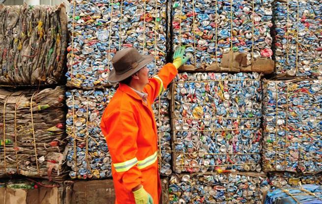 垃圾分类处理模式提升澜沧江源生态环境