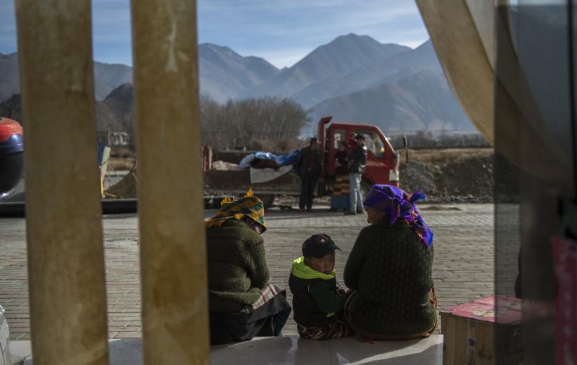 西藏易地扶贫搬迁收效显著