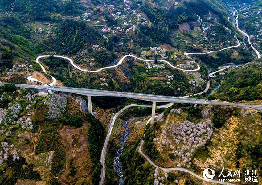 宁波自然风景走廊