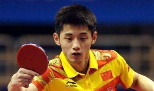 中国乒乓球公开赛张继科晋级正赛