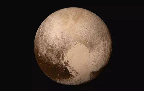 新假设:冥王星由10亿颗彗星聚集而成