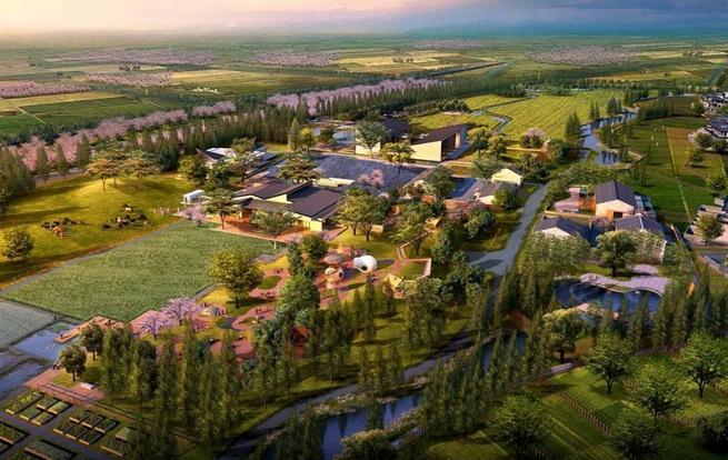 5年后,台州将建成20个美丽田园综合体