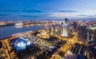 杭州加快钱塘江金融港湾建设步伐