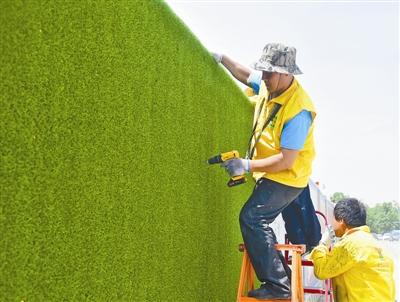杭州市启动建设工地围挡提升改造行动