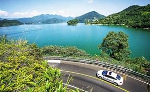 台州黄岩全面整治提升长潭水库