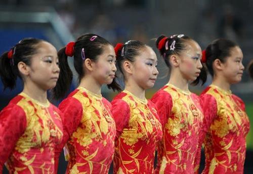 统领中国女子体操队 乔良立志要打翻身仗