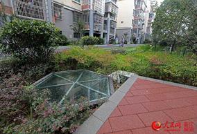 宁波镇海:小区变成海绵小区