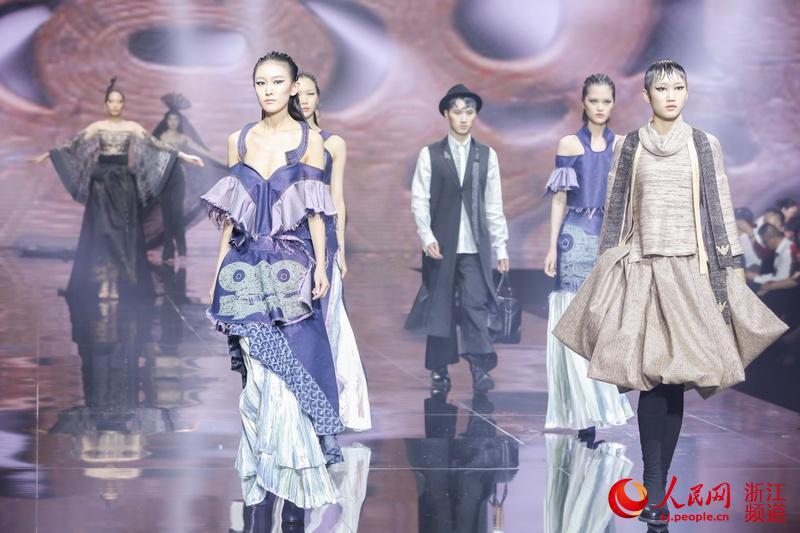 又见中国服装杭州峰会