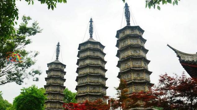 探寻大运河杭州塘嘉兴三塔