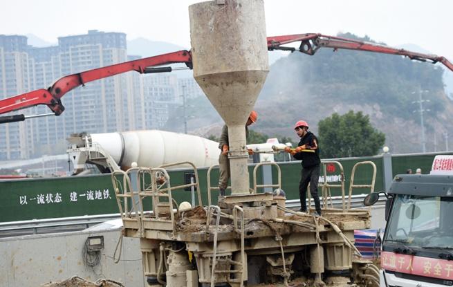 杭富城际铁路加快建设