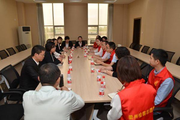 """浙江衢州:志愿服务队为企业法律""""体检""""_长海县旅游攻略"""