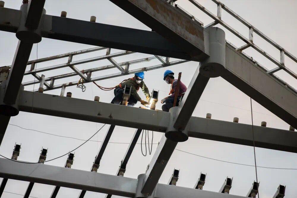 杭州亚运会40个在建场馆项目均已复工