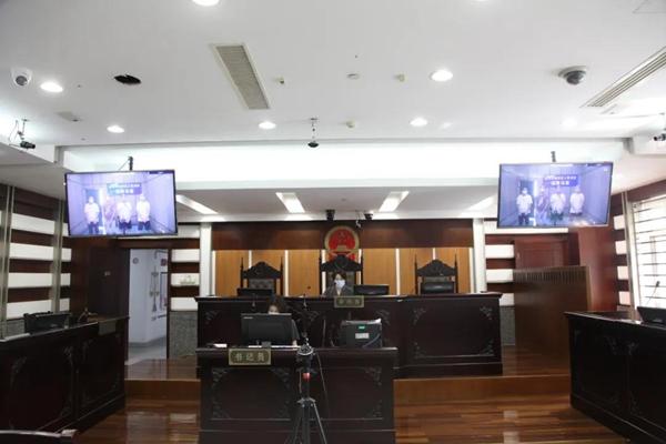 """杭州""""叶氏金融""""恶势力犯罪集团案件首要分子一审获刑13年6个月"""