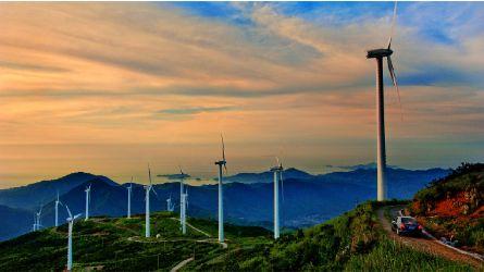 浙江鹤顶山风电场风电机接地网降阻改造防雷工程
