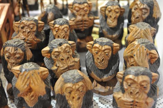非洲木雕图片下载; 2011年