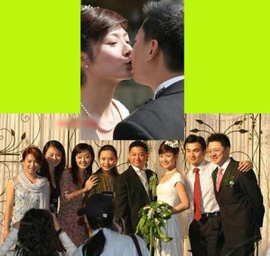 美女主播吉雪萍与老公