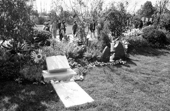 个人墓地简单设计图片
